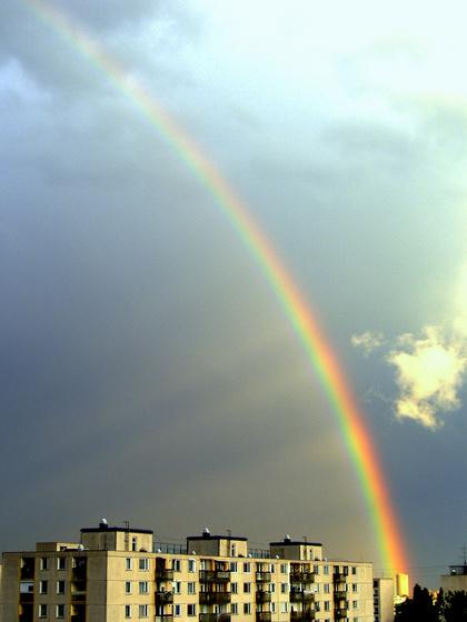 Krisztácska: Rainbow