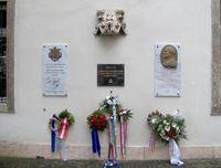 TIT HMHE: Koszorúzás az otrantói csata évfordulóján 1
