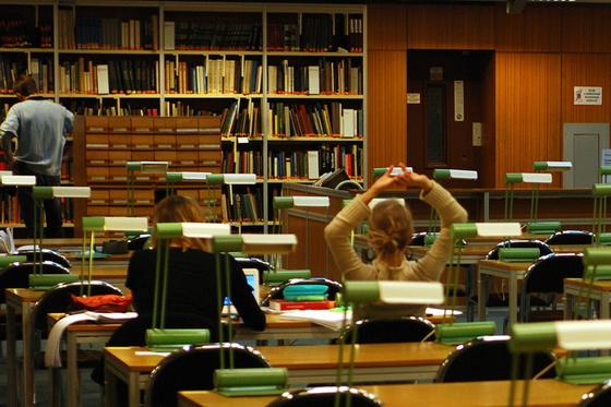 Országos Széchényi Könyvtár: Olvasóterem