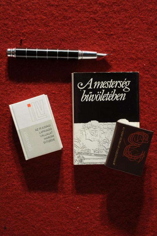 Országos Széchényi Könyvtár: Minikönyvek