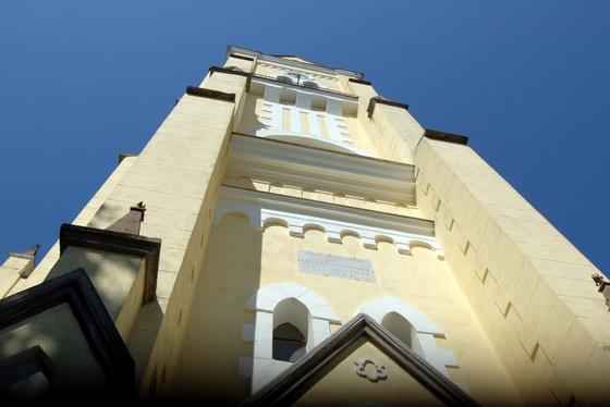 cserepfalu: Templom