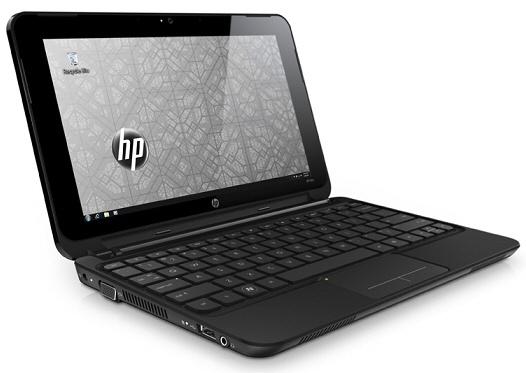 HP Mini 210 fekete