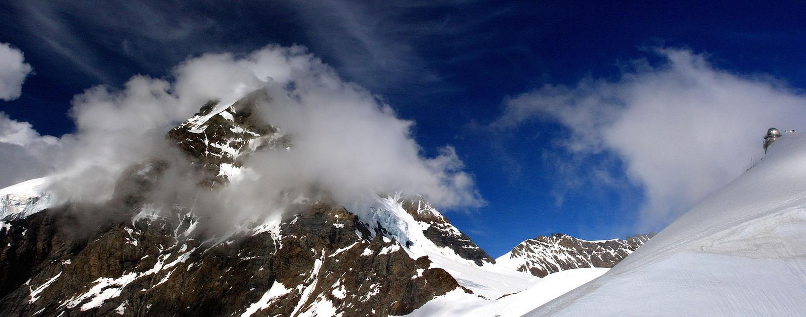 Sphinx Observatory- Jungfraujoch