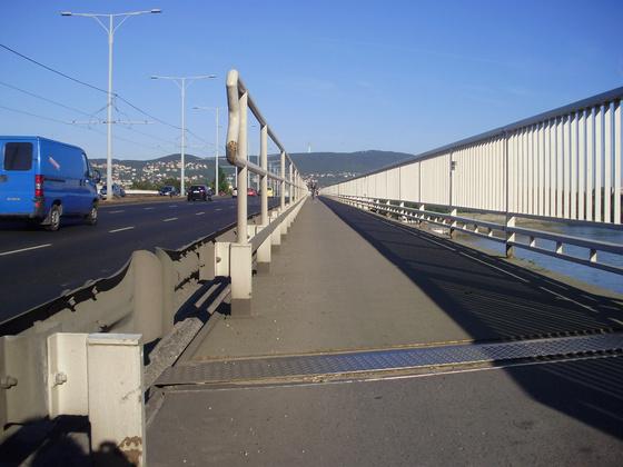 Margit híd - fotó: László János