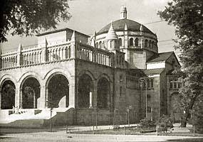 RegnumMarianum templom - forrás: Wikipédia