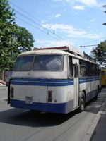 vrobee: Old bus, Odessa