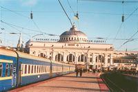 vrobee: Odessa station
