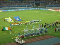 zhaoman: Shanghai, stadion, Elefántcsontpart-Argentína (olimpiai csoportm