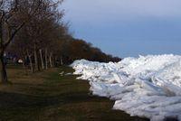 jégtorlasz Zamárdinál