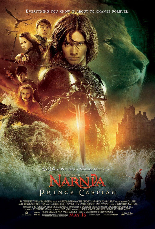 Narnia Kronikai 2 Filmek