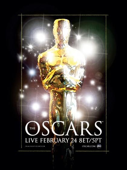 A 2008-as Oscar-gála plakátja