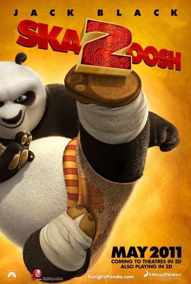 05: Kung Fu Panda 2. (2011)