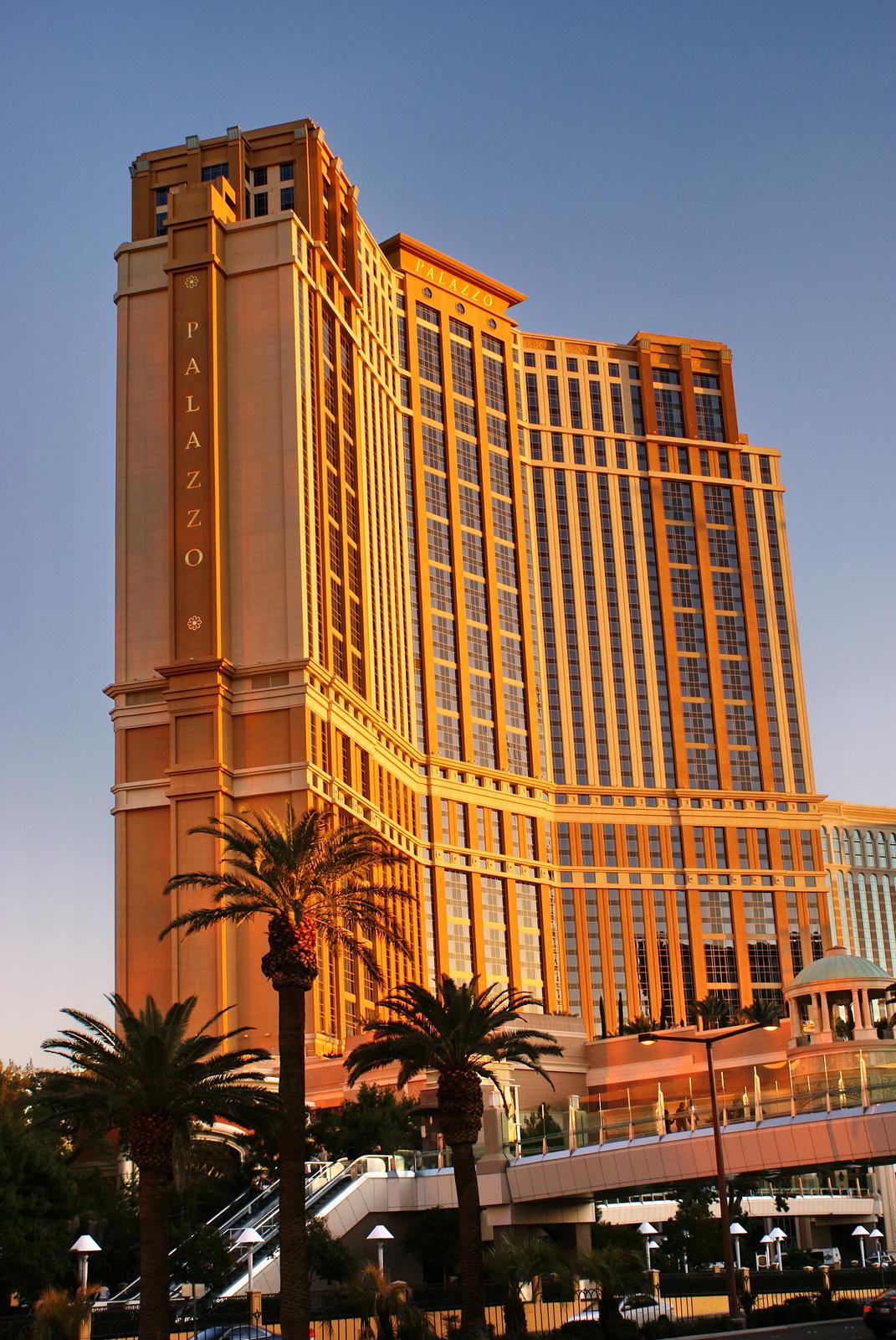 Las Vegas Strip Palazzo