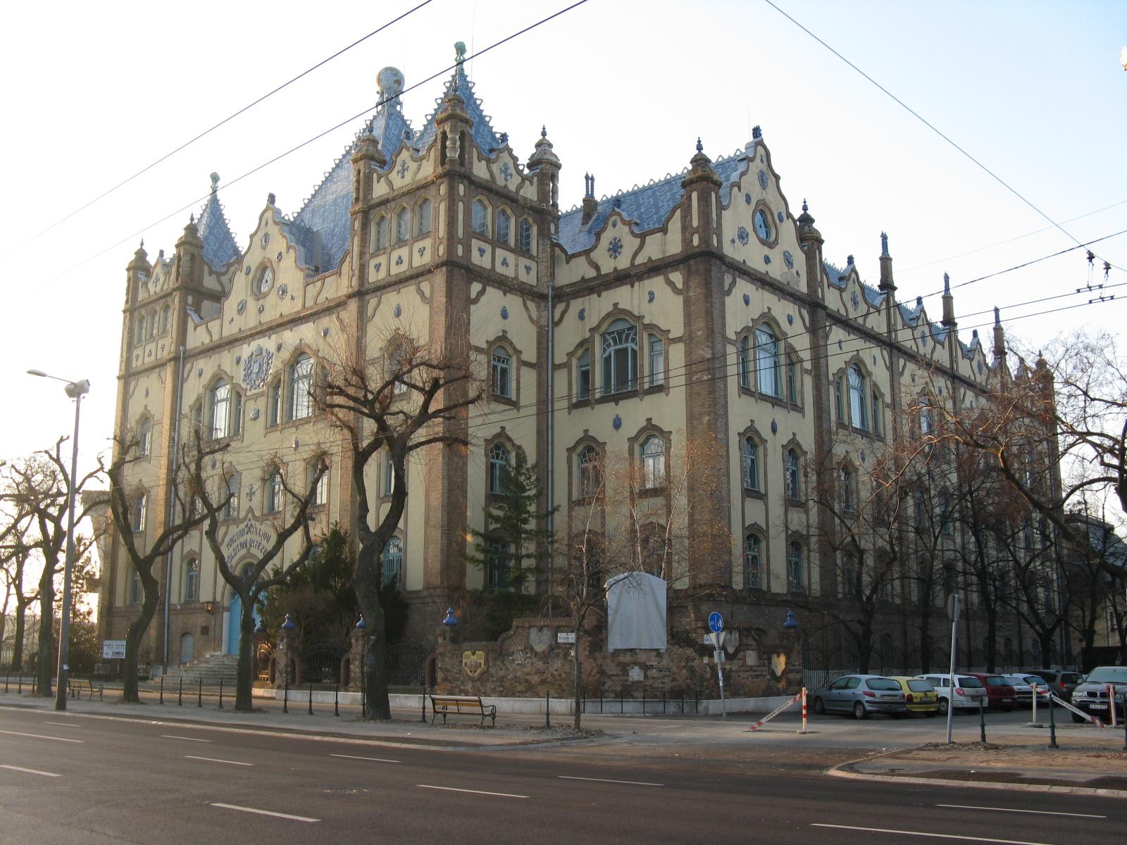 Magyar Földtani Intézet