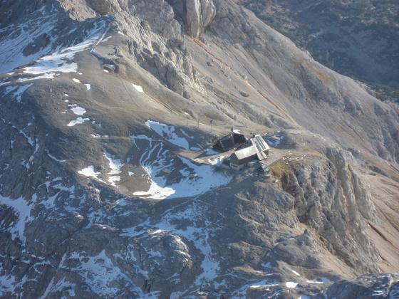 lilomama: Triglavski dom ahogy a Triglav-ról látszik