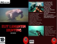 freddyD: lamantin hunter cover Péter
