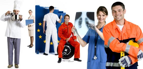 EUblog: Szakmák az EU-ban