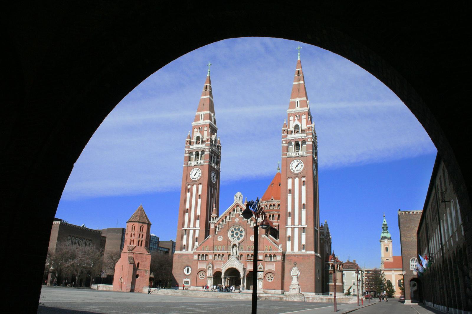 Szeged - Dóm tér