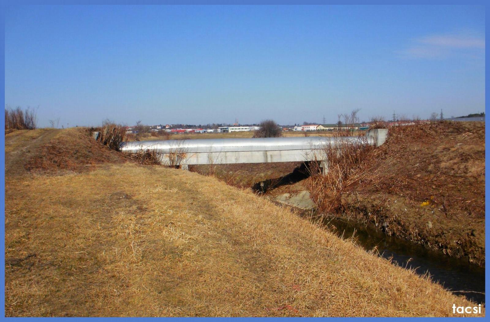 32. Sopron szennyvízének átemelése a derítő állomásra