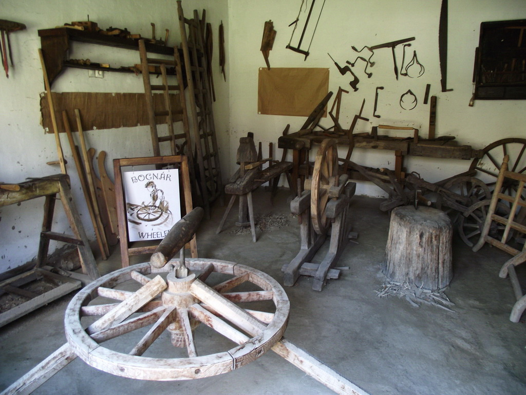 Sóstói falumúzeum