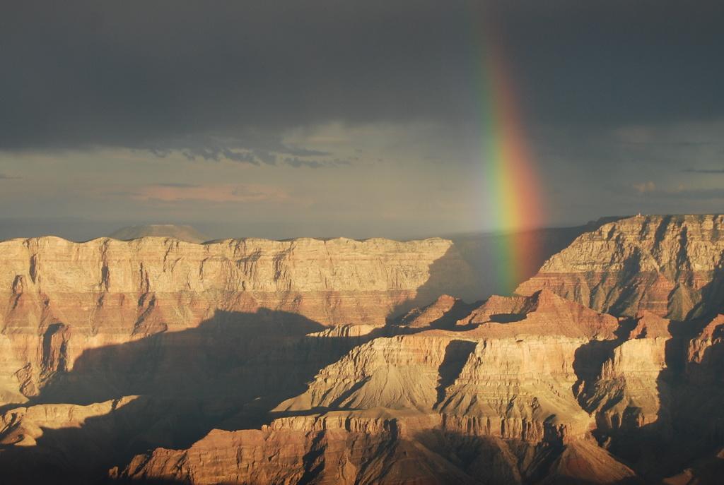 US 2010 Day23  128 North Rim, Grand Canyon NP, AZ
