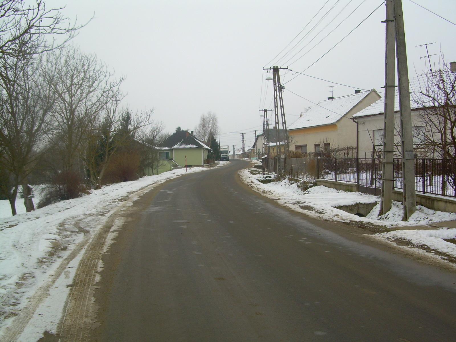 Vas megyei kis falu