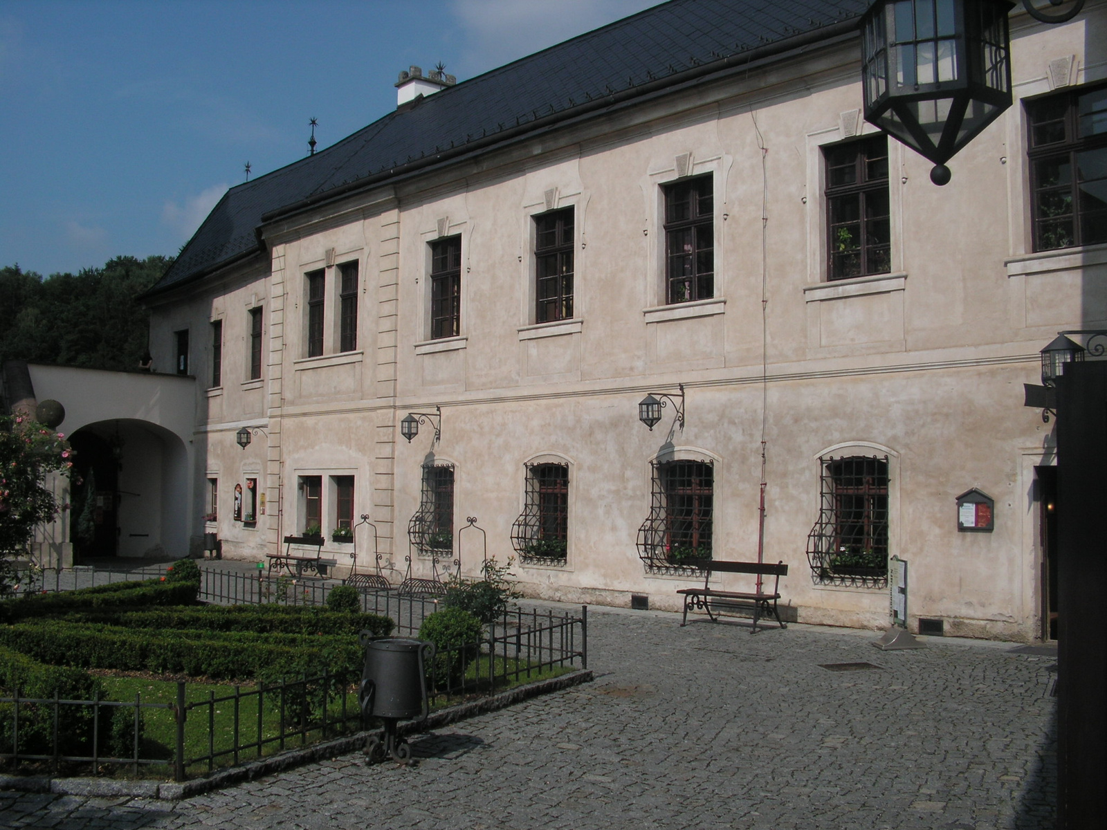 Csehország, Český Šternberk, SzG3