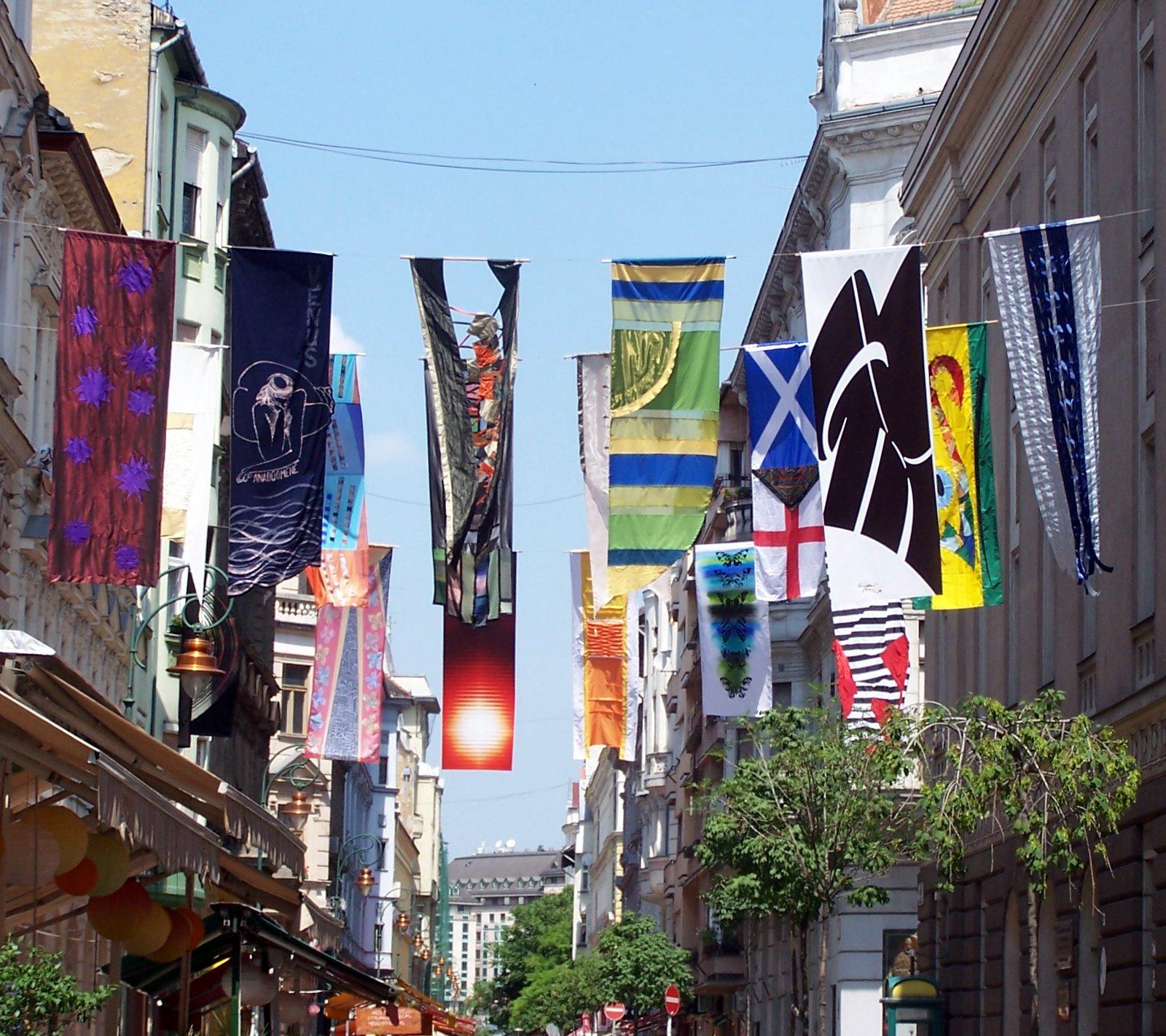 Plein art Ráday utca 2