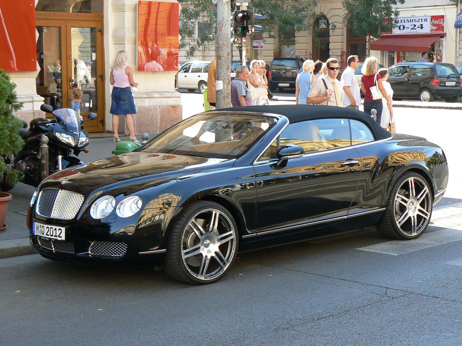 Bentley Continental GTC 005