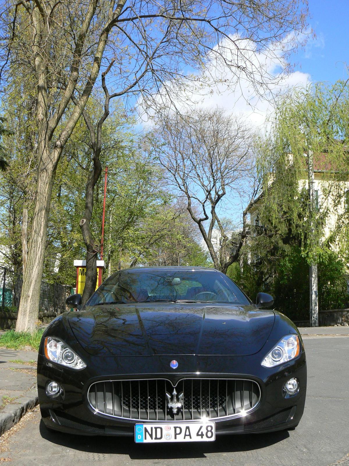 Maserati GranTurismo 030