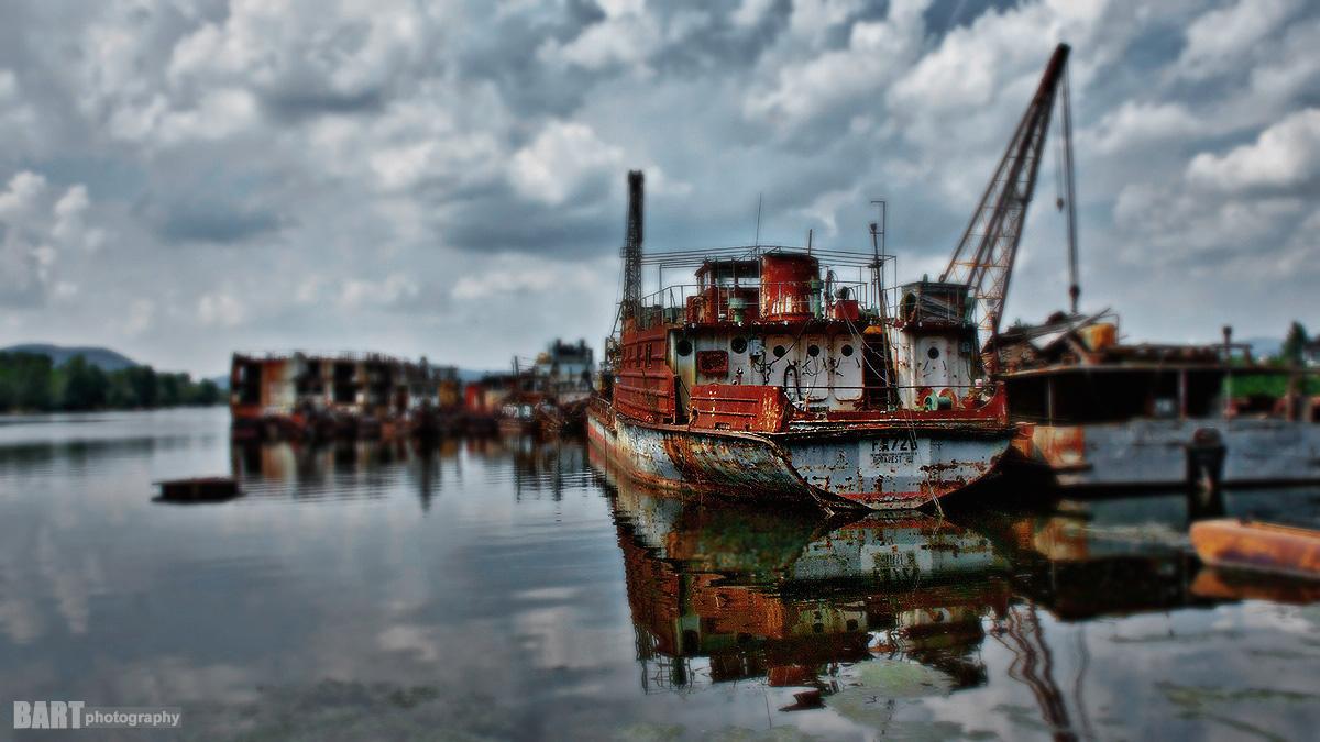 Hajótemető, Pilismarót 1.
