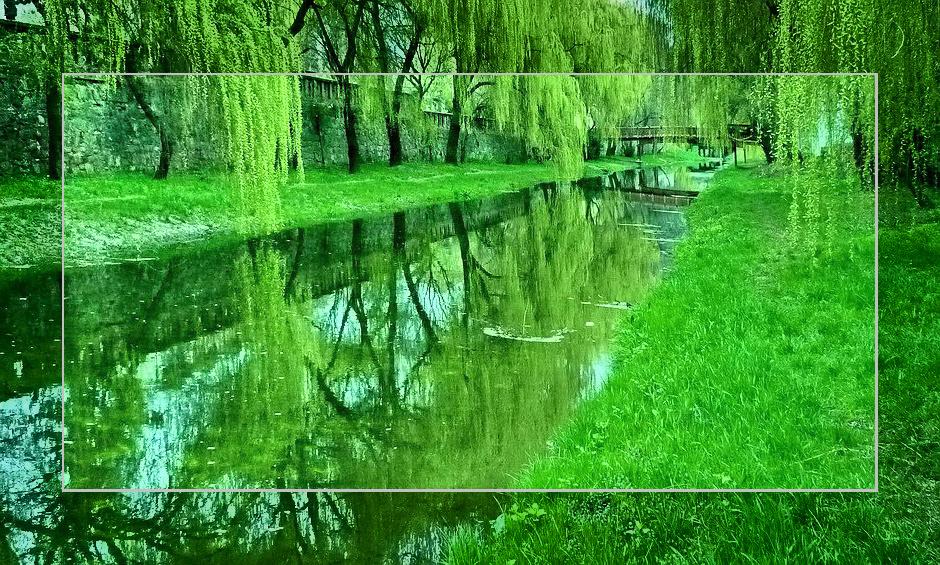Jászberény - Zagyva folyó